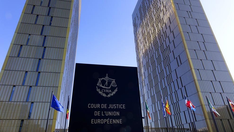 Tribunal de Justicia Unión Europea